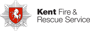 Kent Fire and Rescue Service Logo Vector