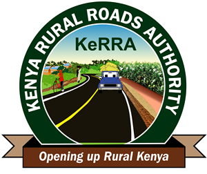 Kenya Rural Roads Authority (KeRRA) Logo Vector
