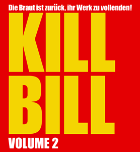 Kill Bill – Volume 2 Logo Vector