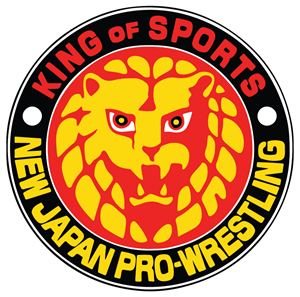 King of Sports - New Japan Pro-Wrestling Logo Vector