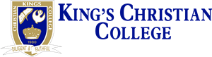 King's Christian College Logo Vector