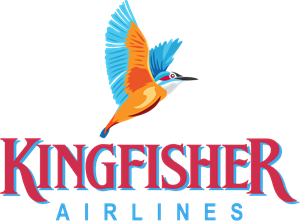 Kingfisher airlines Logo Vector