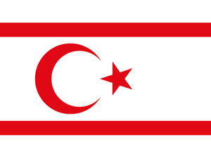 KKTC Turkish Republic Logo Vector