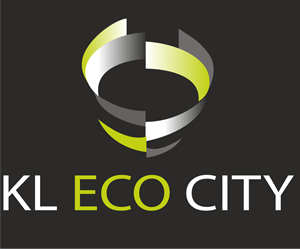 KL ECO CITY Logo Vector