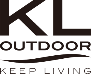 KL OUTDOOR KEEP LIVING Logo Vector