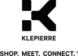 Klépierre Shop Meet Connect Logo Vector