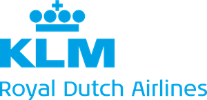 KLM Royal Dutch Airlines Logo Vector