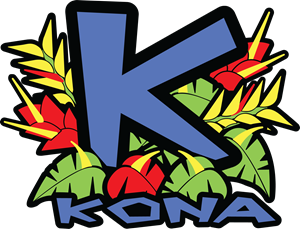 Image result for Kona Cycles Logo
