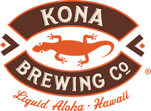 KONA BREWING Co. Logo Vector