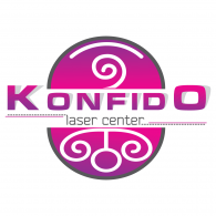 Konfido - Laser Center Logo Vector