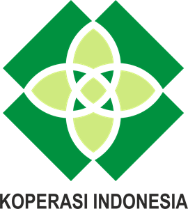 Koperasi Indonesia Logo Vector