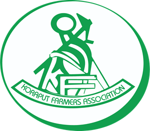 Koraput Farmers Association Logo Vector