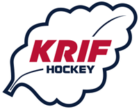 KRIF Hockey Logo Vector