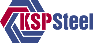 KSP Steel Logo Vector
