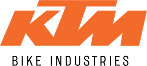 KTM Bike Industries Logo Vector