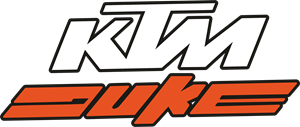 KTM duke Logo Vector