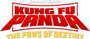 Kung Fu Panda The Paws Of Destiny Logo Vector