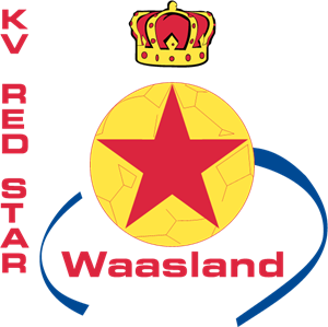 KV Red Star Waasland Logo Vector