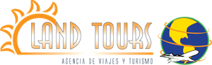 LAND TOURS Logo Vector