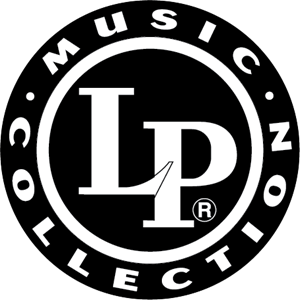 LP Music Collection Logo Vector
