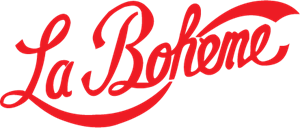 La Boheme on Broadway Logo Vector