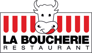 La Boucherie Restaurants Logo Vector