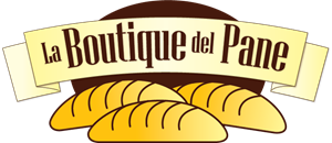 La Boutique del Pane Logo Vector
