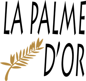 La Palme D'Or Logo Vector