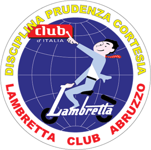 Lambretta club Logo Vector