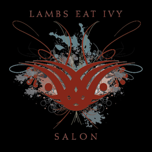 Lambs Eat Ivy Salon Logo Vector