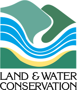 Land and Water Conservation Logo Vector