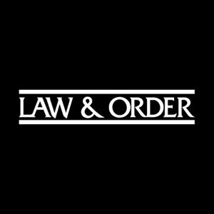 Law & Order Logo Vector