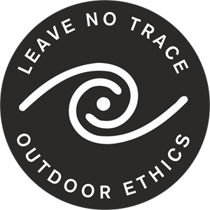 Leave No Trace Logo Vector