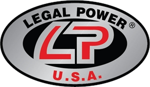 Legal Power Logo Vector