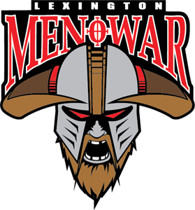 Lexington Men O'War Logo Vector