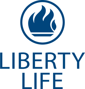 Liberty Life Logo Vector