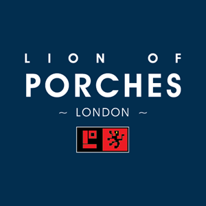 Lion Of Porches Logo Vector