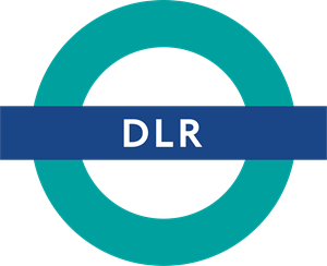London DLR Logo Vector
