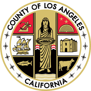 Los Angeles County Seal Logo Vector