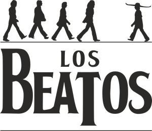 Los Beatos Logo Vector