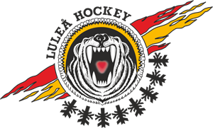 Lulea Hockey Logo Vector