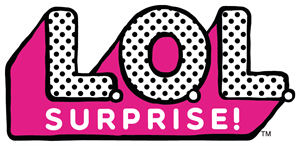 L.O.L Surprise Logo Vector