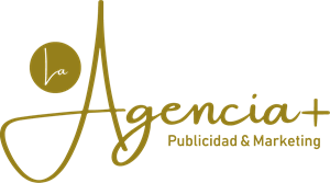 La Agencia Plus Logo Vector