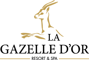 La Gazelle d'Or Logo Vector