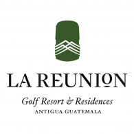 La Reunion Golf Resort Antigua Guatemala Logo Vector
