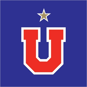 La U de Chile Logo Vector