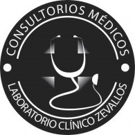 Laboratorio Clinico Zevallos Logo Vector