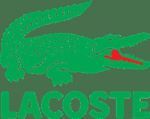 a58d827611a Lacoste Logo. Format  EPS. Download  36599