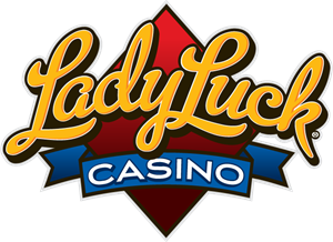 Lady Luck Casino Logo Vector