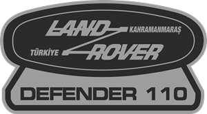 Land Rover Defender 110 Logo Vector